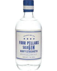 Four Pillars Navy Strength 58.8% Gin