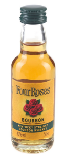 Four Roses Bourbon mini