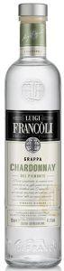 Luigi Francoli Grappa Chardonnay Bianca