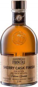 Luigi Francoli Sherry Cask Grappa Invecchiata