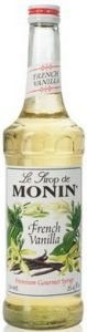 Monin French Vanilla Siroop