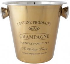 Genuine Ice Bucket Gold