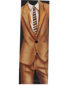 Geschenkverpakking Suit 1 Fles