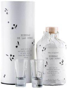 Hierbas De Las Dunas Giftpack + Glazen