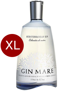 Gin Mare Groot XXl 1.75 ltr