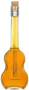 Gitaar Caribbean Rum Bruin