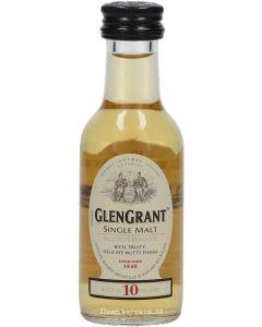 Glen Grant 10 Year Mini