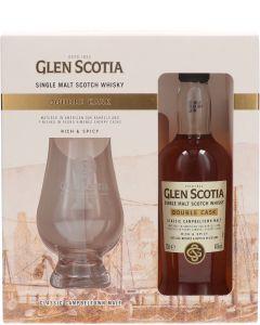 Glen Scotia Double Cask Gift Pack
