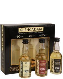 Glencadam Gift Box 3x5cl