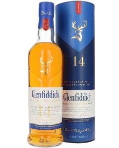 Glenfiddich 14 Year Bourbon Barrel Reserve