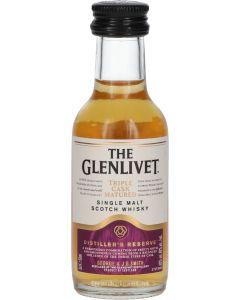 Glenlivet Distiller's Reserve Triple Cask Mini