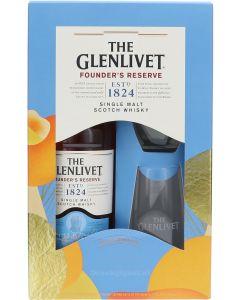 Glenlivet Founder's Reserve Giftpack