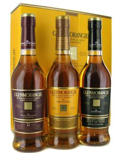 Glenmorangie Pioneer Collection 3 x 35cl