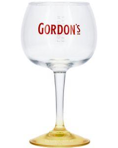 Gordon's Premium Yellow Balloon Glas