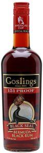 Goslings Black Seal 151 Proof