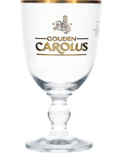 Gouden Carolus Bierglas 33cl