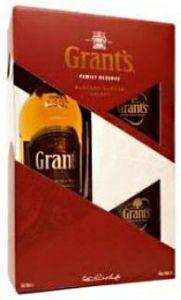 Grant's Family reserve Giftpack