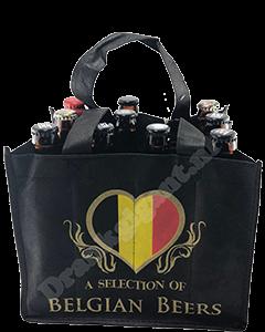 A Selection Of Belgium Beers 12 Flessentas