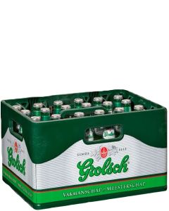 Grolsch Bier in Krat 24 x 30cl