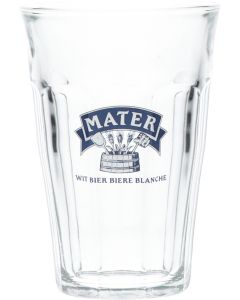Haacht Mater Witbier Glas