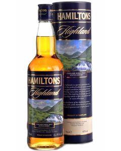 Hamiltons Highland Single Malt Whisky