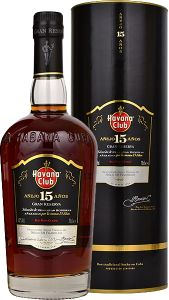 Havana Club 15 Year Gran Reserva