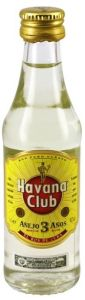 Havana Club 3 years mini