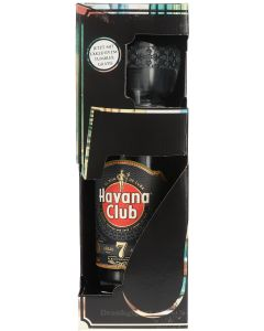Havana Club 7 Years + Glas