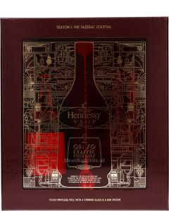 Hennessy V.S.O.P. Season 1: The Sazerac Cocktail