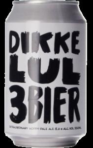 Het Uiltje Dikke Lul 3 Bier Blik