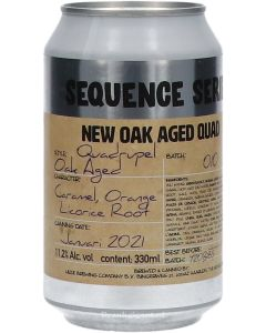 Het Uiltje Sequence Series New Oak Aged