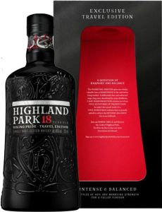 Highland Park 18 Years Old Travel Edition