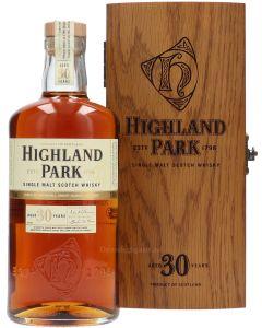 Highland Park 30 Year