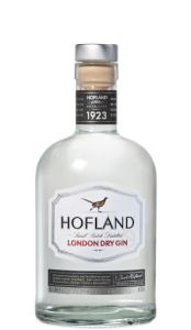 Hofland London Dry gin