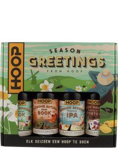 Hoop Season Greetings Cadeaupakket