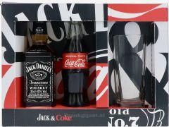 Jack & Cola The Legendary Mix Cadeaupakket