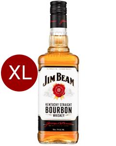 Jim Beam White Label 1.5 Liter