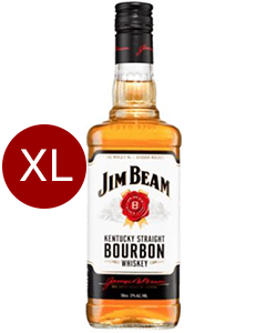 Jim Beam White Label Magnum