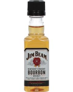 Jim Beam White Label Mini
