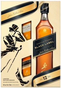 Johnnie Walker Black Label Richard Malone Collection