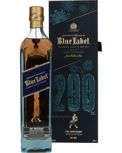 Johnnie Walker Blue Label 200th Anniversary
