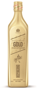 Johnnie Walker Gold Reserve 200th