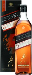 Johnnie Walker Black Label 12 Year Highlands Origin