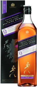 Johnnie Walker Black Label 12 Year Speyside Origin