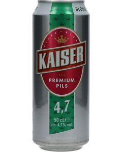 Kaiser Premium Pils 4.7