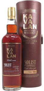 Kavalan Solist Port Cask 57.8%