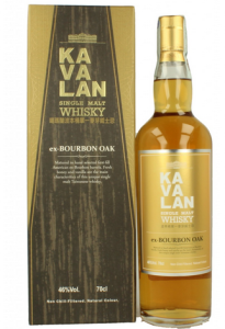 Kavalan Ex Bourbon Oak Malt