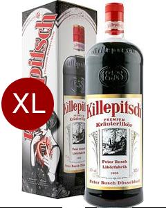 Killepitsch Premium Kräuterlikör XL