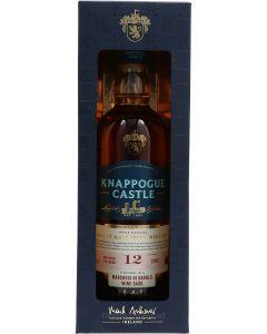 Knappogue Castle 12 Years Marchesi Di Barolo Wine Cask