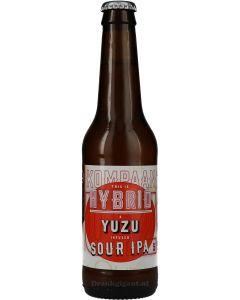 Kompaan Hybrid Yuzu Sour IPA OP = OP ( THT 05-08-2021 )
